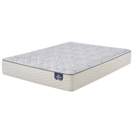 King Firm Mattress and Motion Custom II Adjustable Base