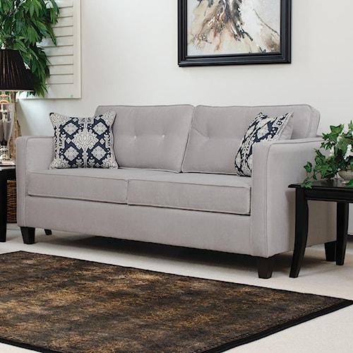 Serta Upholstery By Hughes Furniture 1375 Sofa Stoney Creek Furniture Sofas Toronto