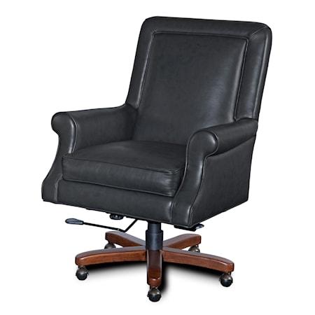 Executive Swivel Desk Chair
