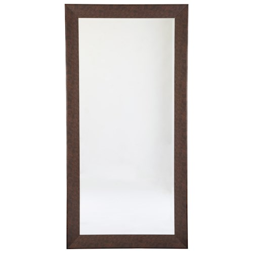 Signature design by ashley accent mirrors duha brown for Accent mirrors