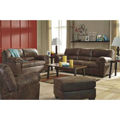 Signature Design By Ashley Bladen Stationary Living Room Group Beck 39 S Furniture Stationary