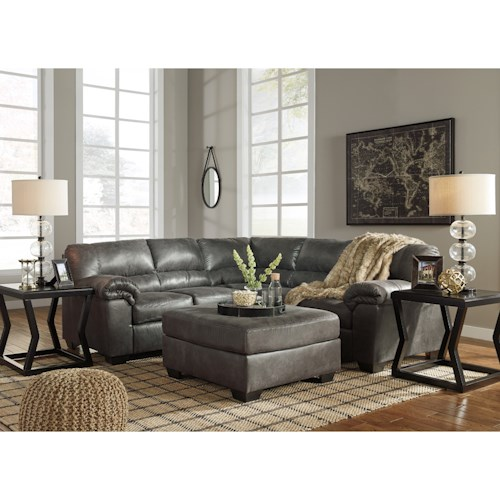 Signature Design By Ashley Bladen Stationary Living Room