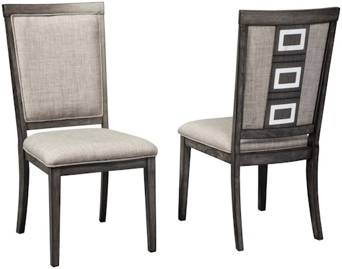 Signature design by ashley chadoni d624 01 upholstered for Furniture 0 percent financing