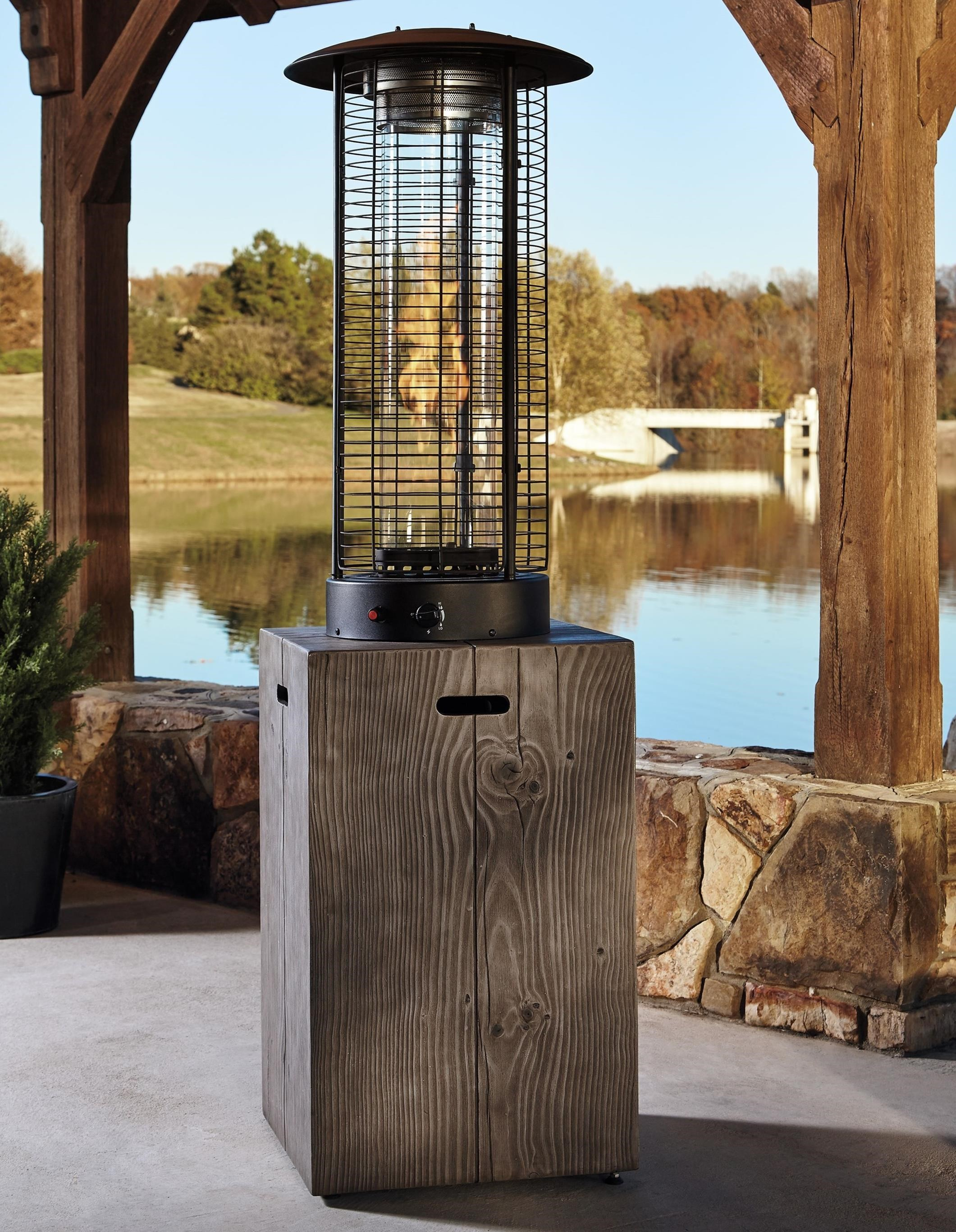 Signature Design by Ashley Hatchlands Patio Heater