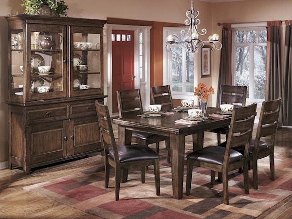 casual dining room group hartford bridgeport. Black Bedroom Furniture Sets. Home Design Ideas