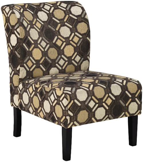 Signature design by ashley tibbee 9910160 accent chair for Furniture 0 percent financing