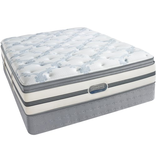 Simmons Beautyrest Nations Pride Twin Luxury Firm Pillow Top Mattress And Base Pilgrim