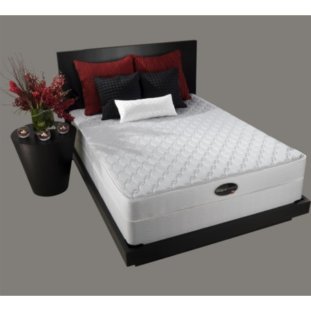 Full Highlands Firm Mattress and Box Spring