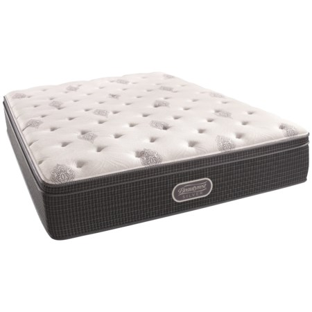 "King 14"" Firm Euro Top Mattress and SmartMotion™ 3.0 Adjustable Base"