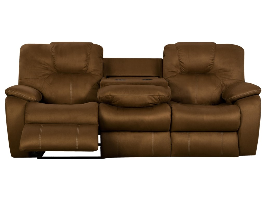 Southern Motion Reclining Sofa Inspire Double