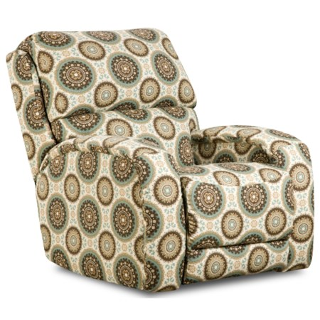 Casual Power Plus Wallhugger Recliner with USB Port