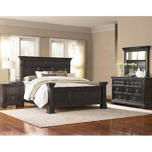 Standard Furniture Garrison Queen Bedroom Group Standard Furniture Bedroom Groups Birmingham
