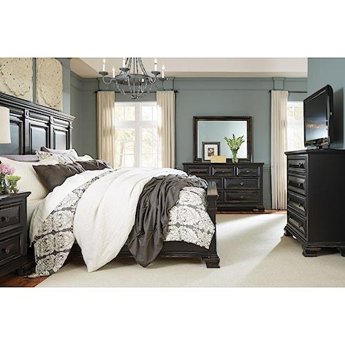 standard furniture passages queen bedroom group standard furniture bedroom groups birmingham. Black Bedroom Furniture Sets. Home Design Ideas