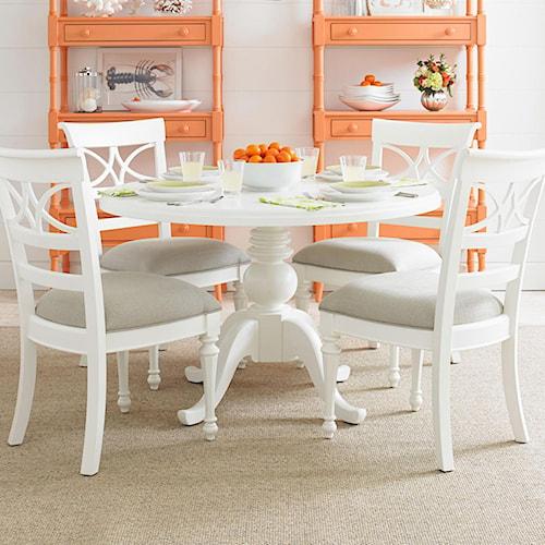 Stanley Furniture Coastal Living Retreat 5-Piece Round