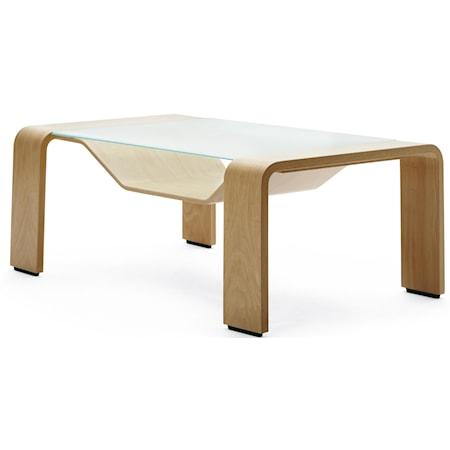 Pegasus Table w/ Glass Top