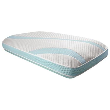 Queen TEMPUR-Adapt Pro-Hi + Cooling Pillow
