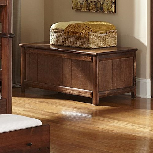 trendwood laguna storage accent chest w lift top wilson