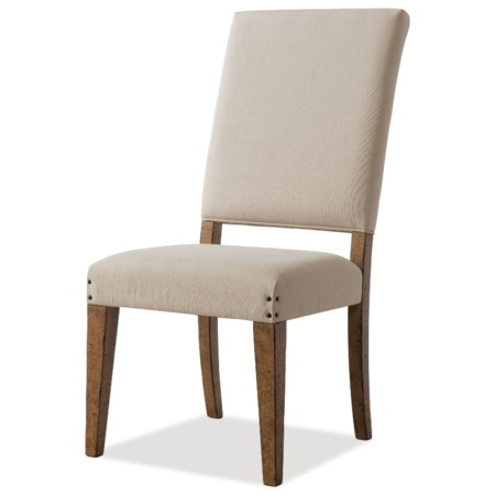 Good Company Upholstered Side Chair