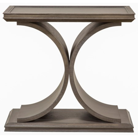 Strathmore Transitional Rectangular End Table
