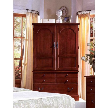 Traditional Style Armoire