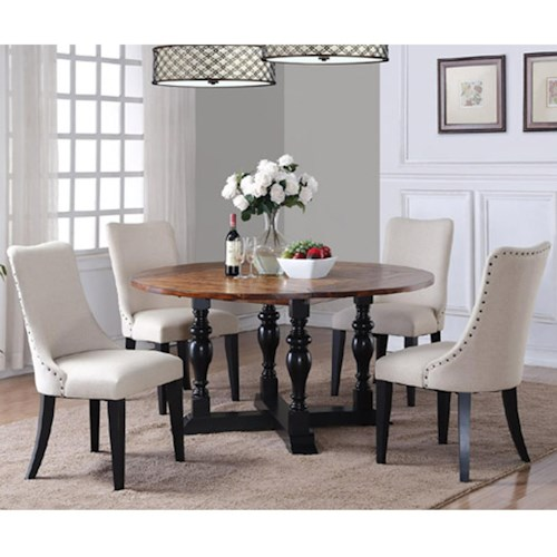 home dining room furniture dining 5 piece sets winners only weston 5