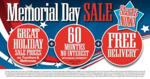 View Memorial Day Sale
