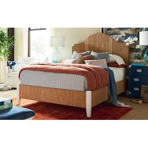 View Soothing Coastal bedroom