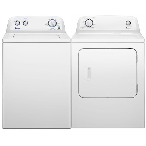 Amana Washer And Dryer Sets 3 4 Cu Ft Top Load 6 5