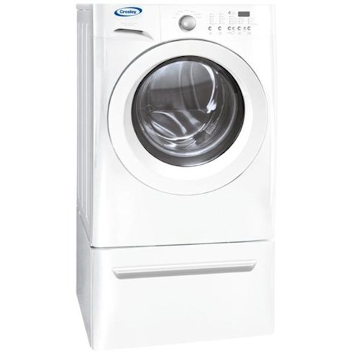 Crosley Washers Energy Star 3 68 Cu Ft Front Load Washer With Balance