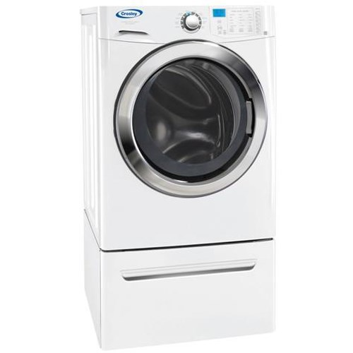 Crosley Washers Energy Star 3 68 Cu Ft Front Load Washer With Steam